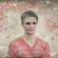 Текстурный портрет :: Юлия Чернова