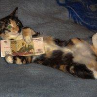 Не было ни гроша, да вдруг алтын :: Виктор Куприянов