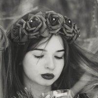 Лесная нимфа :: Kristina Neverova