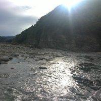 Вечер в горах :: Дарья
