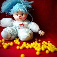 Любимая кукла... :: Любовь Яшник