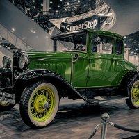Ford Model A (1931) :: Андрей Неуймин