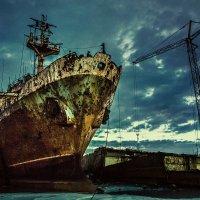 Последнее пристанище :: Алексей Калугин