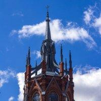 Собор Непорочного Зачатия Пресвятой Девы Марии :: Никита Кобышев