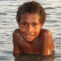 Дети из Папуа Новой Гвинеи :: Антонина