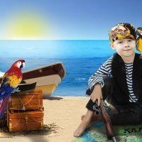 Пират :: Оксана Романова
