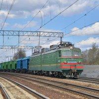 Электровоз ВЛ11-501 :: Денис Змеев