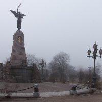 Русалка в тумане :: Marina Karaseva