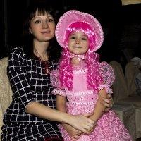Новогодний утренник у Киры :: Инесса Тетерина