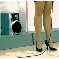 музыкальные ножки :: юрий