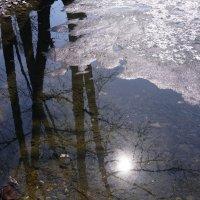 Утонувшее солнце :: Наталия Григорьева