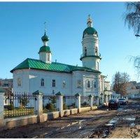 Церкви Костромы. :: Олег