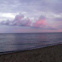 Розовое облако :: Lukum