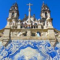 Церковь Богородицы Исцеляющей.Португалия. :: Helga Olginha