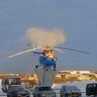 """""""Запуск идёт.."""" ,но ОЧЕНЬ холодно! :-) :: Alexey YakovLev"""