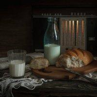про молоко... :: Евгений Осипов