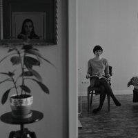 Портрет :: Наталья Добролеженко