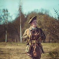 Шотландский пехотинец , первой мировой :: Виктор Седов