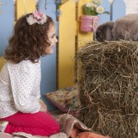 продолжение серии дети и животные) :: Мария