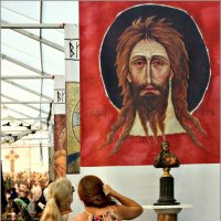 Дотянуться до святого... :: Кай-8 (Ярослав) Забелин