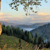 Августовское утро в горах :: Сергей Чиняев