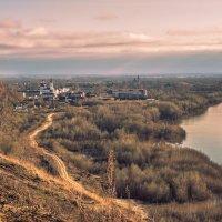 Тобольск. Вид с горы. :: Анна Шелест