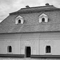 Дом козацкой старшини. :: Андрий Майковский