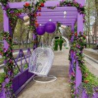 Сквер :: Михаил Рогожин