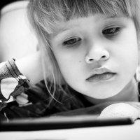 Дети и гаджеты :: Нелли Вытришко