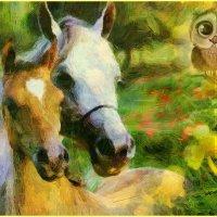 «Весна- природы пробуждение ...» :: vitalsi Зайцев