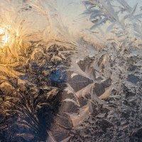 Узоры Деда Мороза :: Александр Коликов