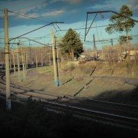 Железная дорога :: Анастасия Привалова