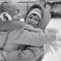 Подружки :: Ольга Лыкова
