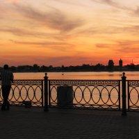 Астрахань.Закат :: Константин