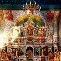 Свято-Покровский храм станицы Каневской :: Юлия Клименко