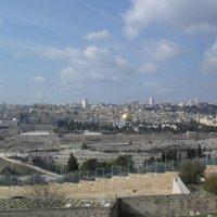Иерусалим в декабре :: Надежда
