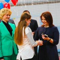 Вручение Мастера Спорта России :: Anastasia Silver