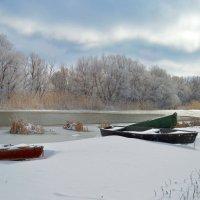 типичный астраханский пейзаж :: Алена Рыжова