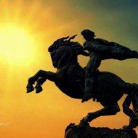 «Давид Сасунский» :: Армен Абгарян