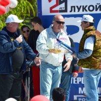 Первый победитель. :: Александр Владимирович Никитенко