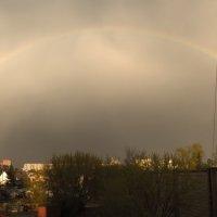 Вид из моего окна! :: Владимир Бондарев