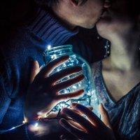 огоньки надежды :: Анастасія Скляр