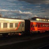 По железным дорогам :: Виктор Коршунов