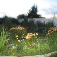 Любимый уголок в саду. :: Valentina