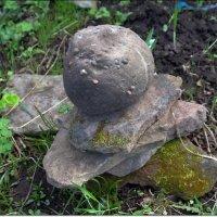 """""""Сад камней"""" в огороде соседей :: muh5257"""