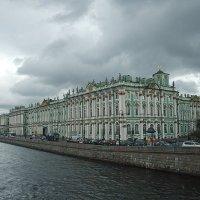 Зимний в плохую погоду :: Ирина Татьяничева