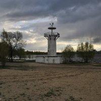 Бывший маяк. :: Эдвард Ясень