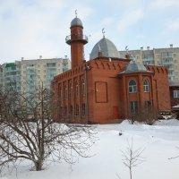 Мечеть :: Глен Ленкин