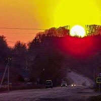 Дорога домой... :: Арина