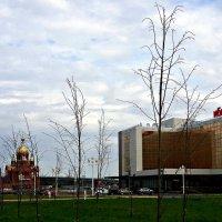 Новый образ города. :: Михаил Столяров